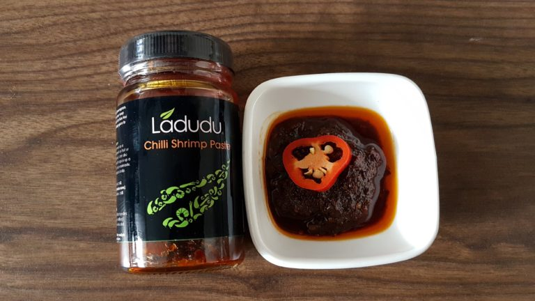 Vietnamese Chilli & Lemongrass: Shrimp Paste