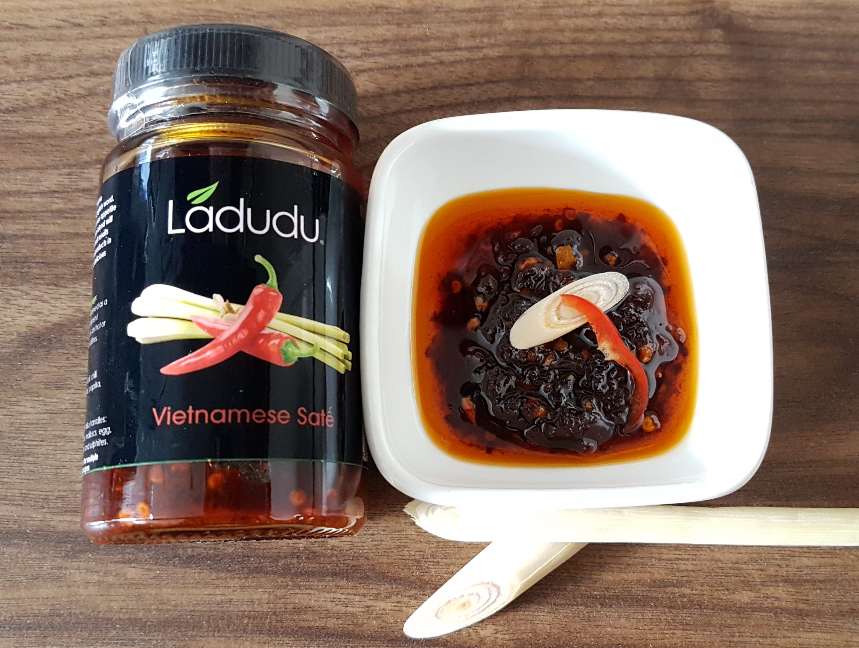 Vietnamese Chilli & Lemongrass: Vegan Paste